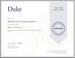 Coursera medicalneuro 2015